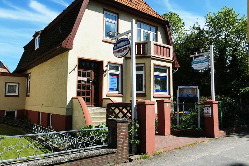 Reingold's-Ostsee-Urlaubsdienst Foto Aussenansicht seitlich